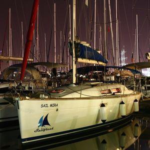 Jeanneau Sun Odyssey 36 | Sail Mira