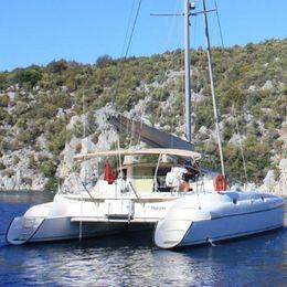 Fountaine Pajot Athena 38 | Sail Ankaa