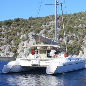 Yachtcharter Katamaran - Türkei