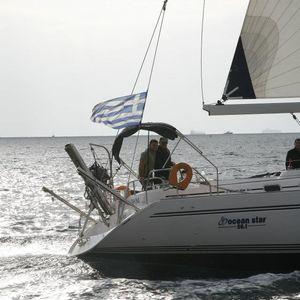 Ocean Yachts 56 | Katerina