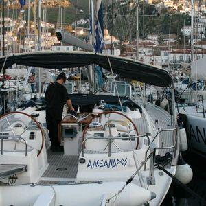Ocean Yachts 56 | Alexandros