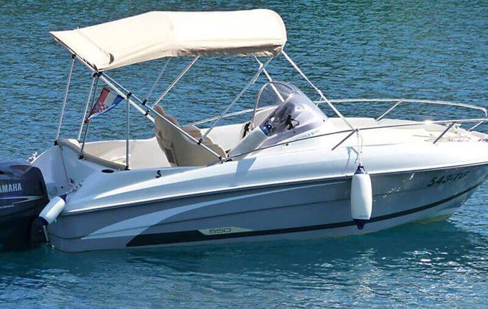 Beneteau Flyer 550 | Sun Deck