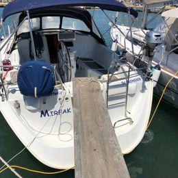 Beneteau Oceanis Clipper 373 | Mirfak