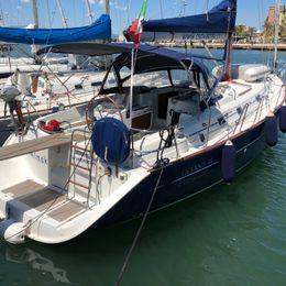 Beneteau Oceanis Clipper 411 | Almak
