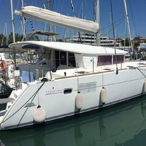 Catamaran Yacht - Italy