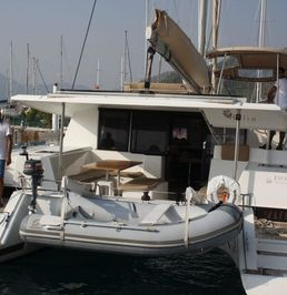 Fountaine Pajot Helia 44 | Lycia
