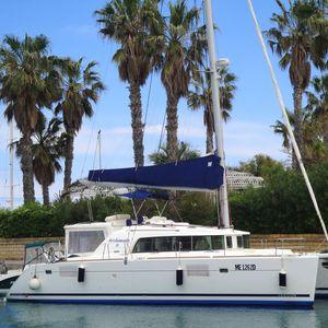 Lagoon 440   Archimede