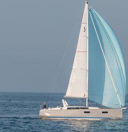 Beneteau Oceanis 38 | Dani