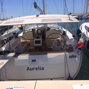Location voilier - Italie
