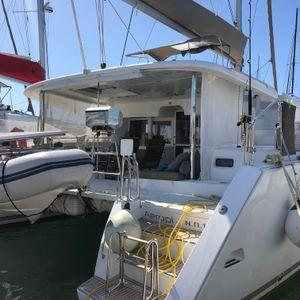 Lagoon 450 F   Aeropi