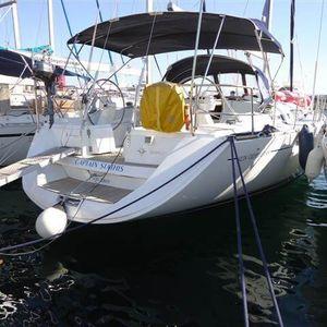 Jeanneau Sun Odyssey 49   Captain Stathis