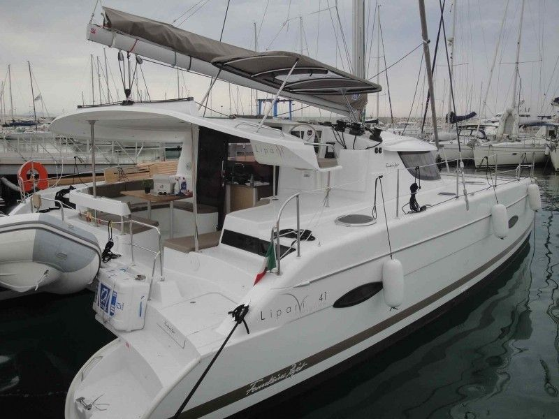Fountaine Pajot 41 (2014)