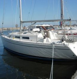 Hanse 311   Stine