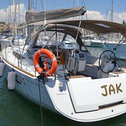 Jeanneau Sun Odyssey 449 | Jak