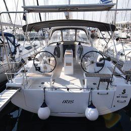 Beneteau Oceanis 38 | Iris - CORFU