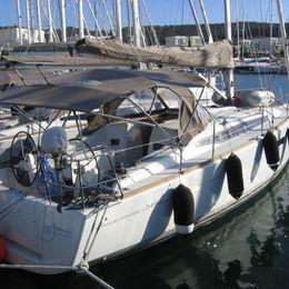 Jeanneau Sun Odyssey 349   Kende