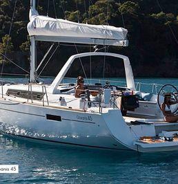 Beneteau Oceanis 45 | Nausicaa