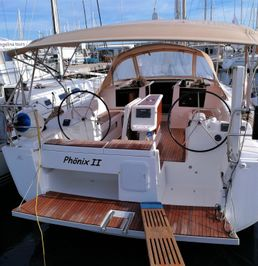 Dufour 412 | Phonix 2