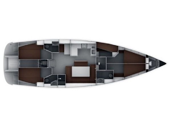 Bavaria Cruiser 50 | Star Isabella