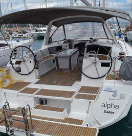 Beneteau Oceanis 48 | Alpha