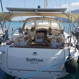 Bavaria Cruiser 45 | Saffron