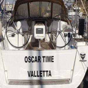 Dufour 450 | Oscar Time