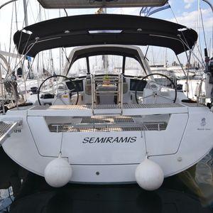 Beneteau Oceanis 45 | Semiramis - CORFU