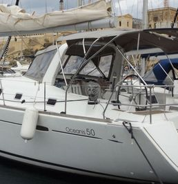 Beneteau Oceanis 50 | In Compliance