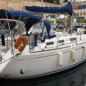 Najam jedrilice - Malta