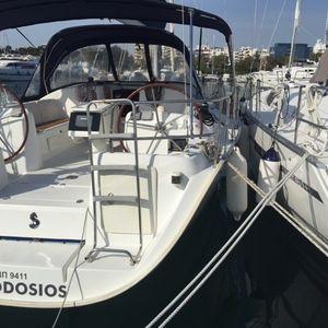 Beneteau Cyclades 39 | Theodosios