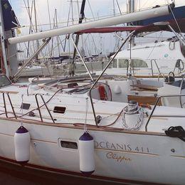 Beneteau Oceanis Clipper 411   IOS