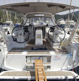 Beneteau Oceanis 38 | Missy