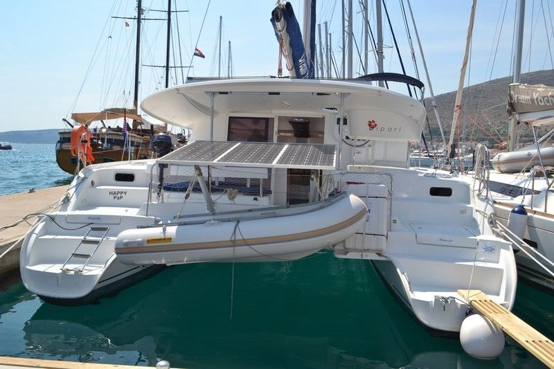 Fountaine Pajot 41 (2011)