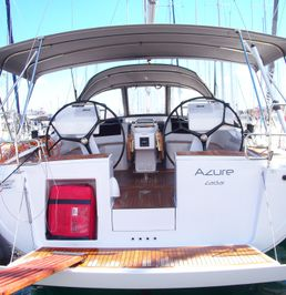 Hanse 455   Azure