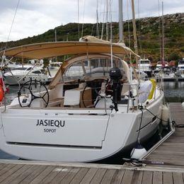 Dufour 412   Jasiequ