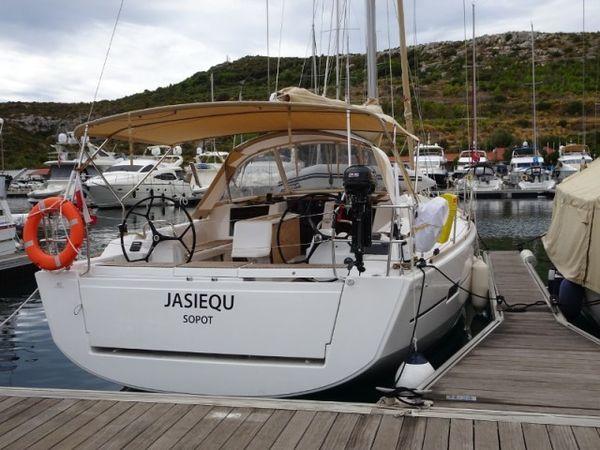 Dufour 412 | Jasiequ