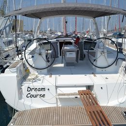 Beneteau Oceanis 41.1 | Dream Course