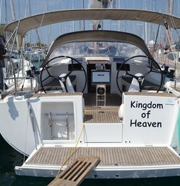 Hanse 415 | Kingdom of Heaven