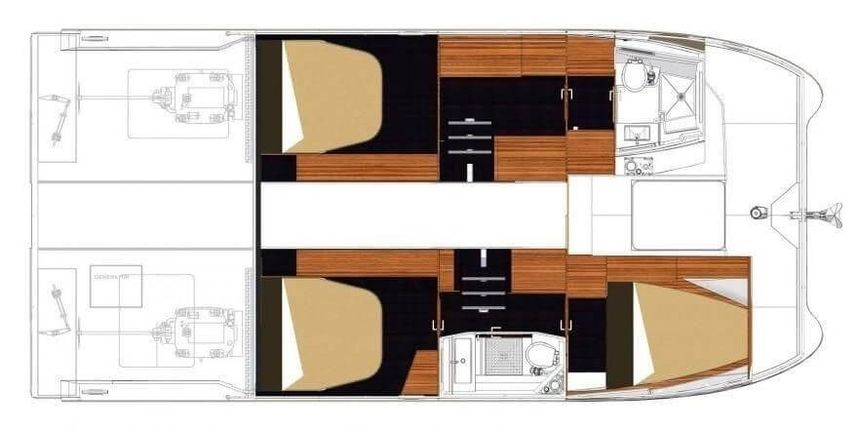 Fountaine Pajot MY 37 | Marie Vanille