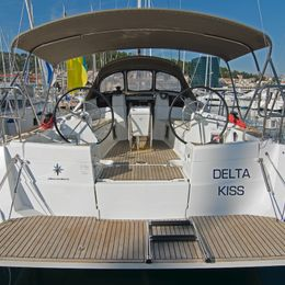 Jeanneau Sun Odyssey 389 | Delta Kiss