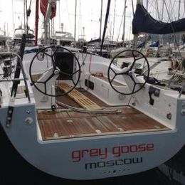 Salona 41   Grey Goose