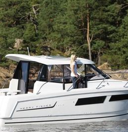 Jeanneau Merry Fisher 855   Fisher