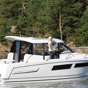 Jeanneau Merry Fisher 855 | Fisher