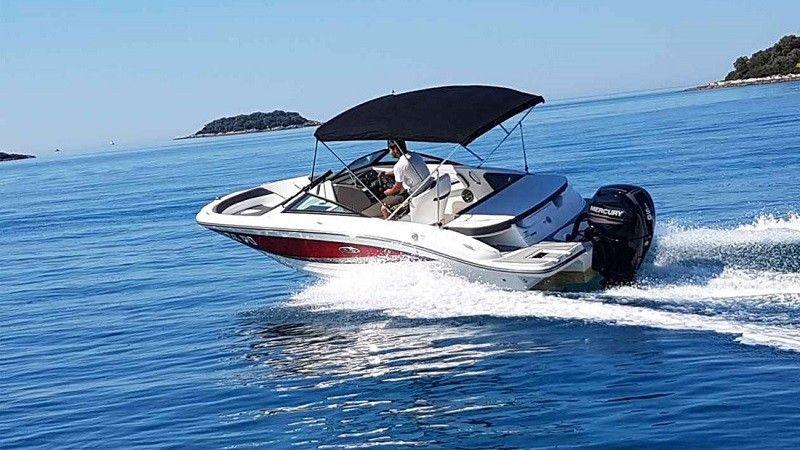 Sea Ray 19 SPXE-OB | Sea Ray