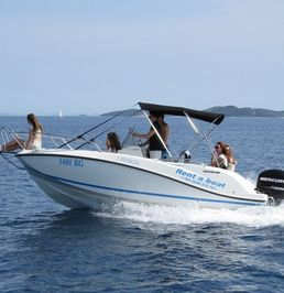 Quicksilver 605 | Quicksilver Activ Open 1