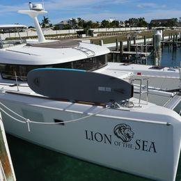 Lagoon 40 | Lion of the Sea
