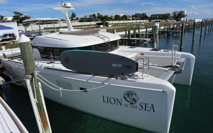 Lagoon 40 | Lion of the Sea