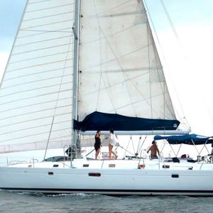 Beneteau Oceanis 50 | Club Fortuna