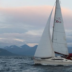 Delphia 33 | Arctic Babe