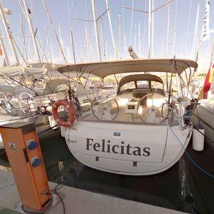 Charter Sailboats - Spain